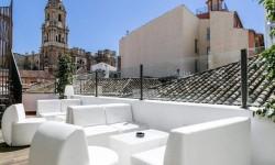 Terraza Club Chinitas en Provincia de Málaga