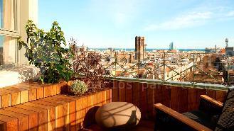 Hoteles 5 estrellas: LE MERIDIEN BARCELONA