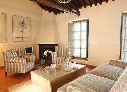 Habitacion suite Hotel Molino del Arco