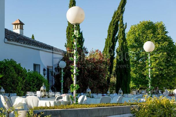 Exterior banquetes en HOTEL MOLINO DEL ARCO