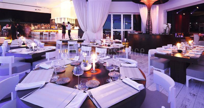 Montaje Lio Ibiza Club & Restaurant