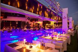 Interior Lio Ibiza Club & Restaurant