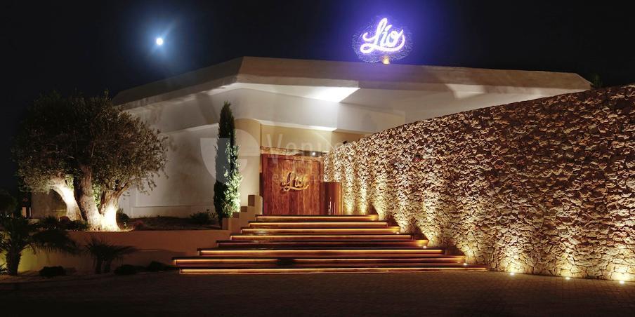 Exterior Lio Ibiza Club & Restaurant