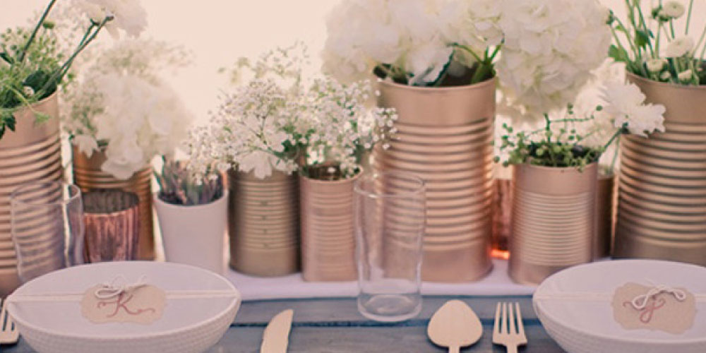 boda ecológica sostenible