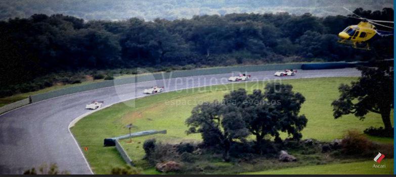 Eventos del motor en Circuito Ascari S.L