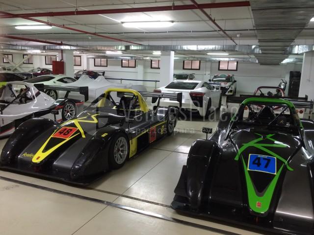 Garage en Circuito Ascari