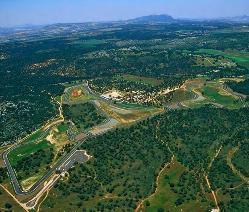 El hipódromo en Circuito Ascari S.L