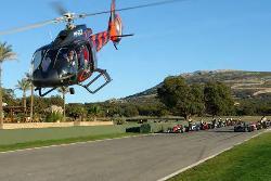 Realiza actividades en equipo en Circuito Ascari S.L