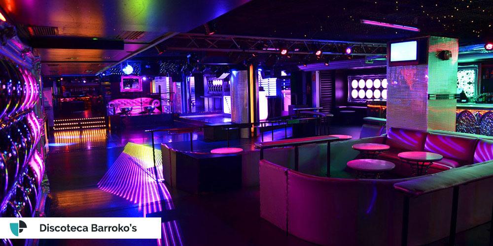 Barrokos discoteca graduación