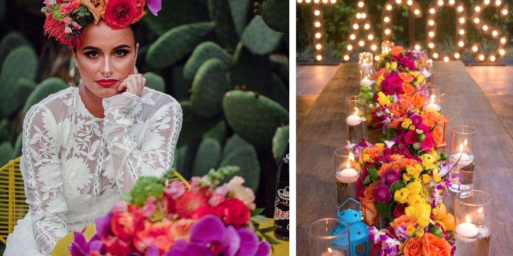 boda temática