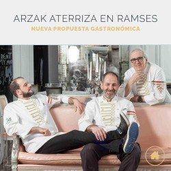 Arzak llega a Ramses con una nueva oferta gastronómica