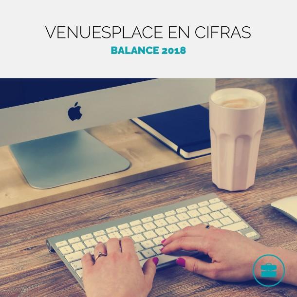 Balance 2018 Acabamos de dar la bienvenida a