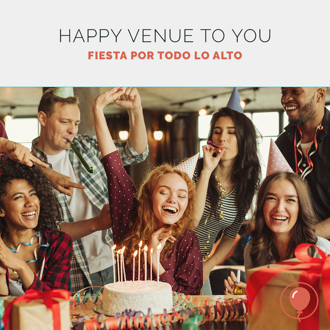 ¿Dónde celebrar un cumpleaños divertido al más puro estilo español?