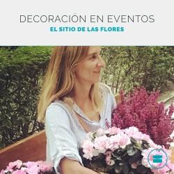 La decoración floral puede cambiar completamente el ambiente de un espacio