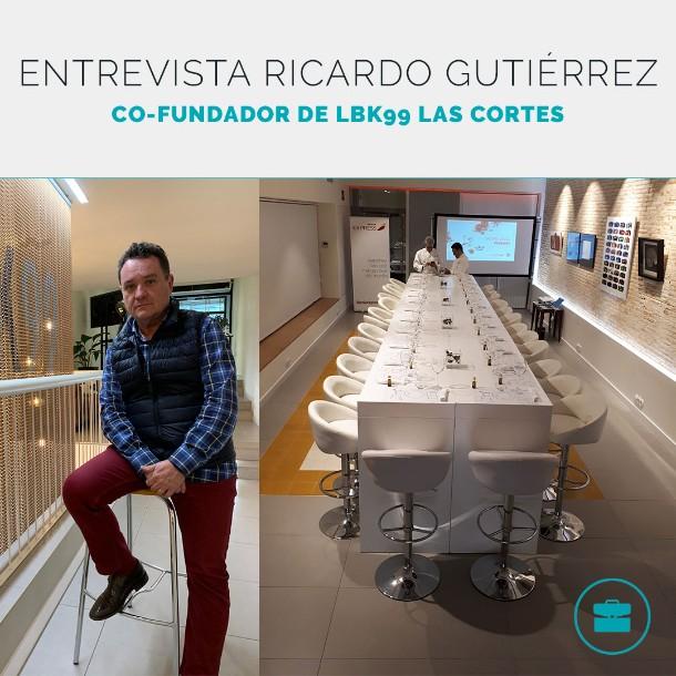Entrevista a Ricardo Gutiérrez, co-fun