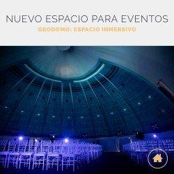 Nuevo espacio inmersivo para eventos de empresa