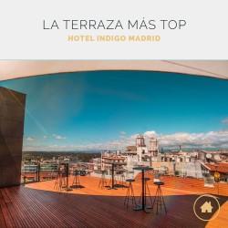 Un nuevo concepto en una de las mejores terrazas de Madrid para eventos