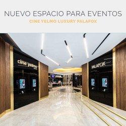 Nuevo espacio para eventos en Madrid