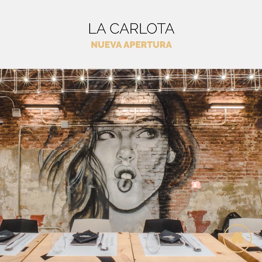 La Carlota nuevo restaurante