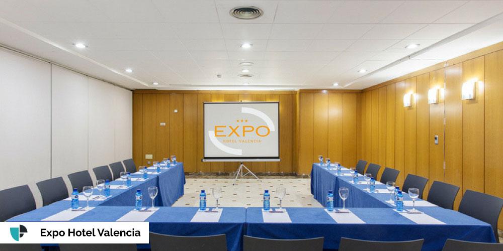 CONGRESOS EN EXPO HOTEL VALENCIA