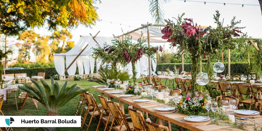 Huerto Barral Boluda bodas