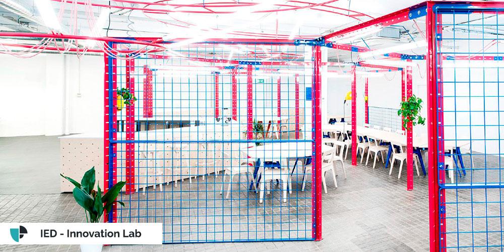 IED innovation lab evento corporativo