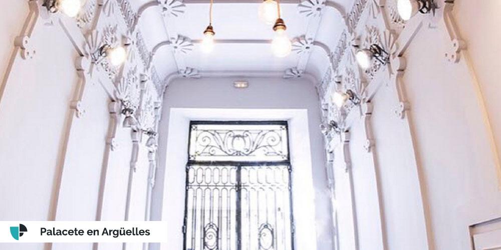 Palacete en Argüelles