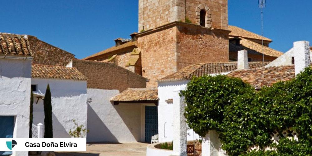 Casas para rodajes. Casa Doña Elvira