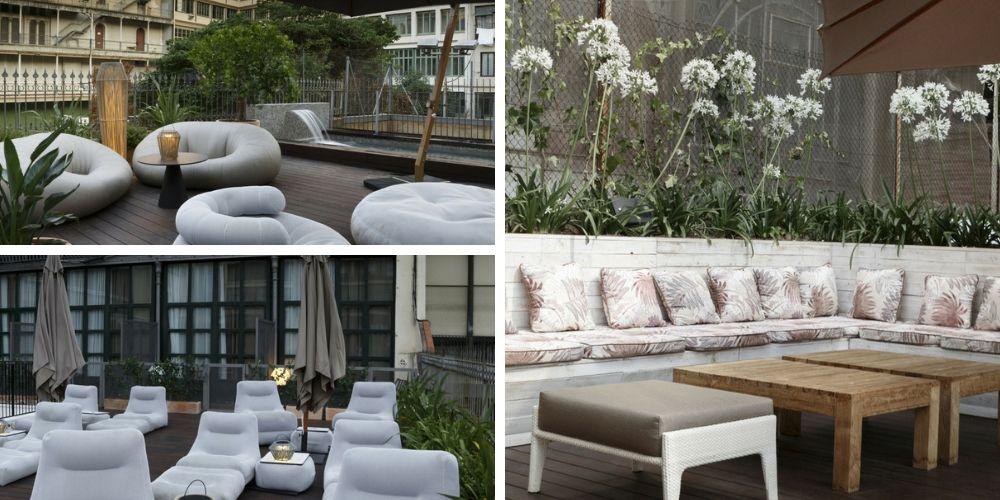 ICON BCN by Petit Palace terraza eventos
