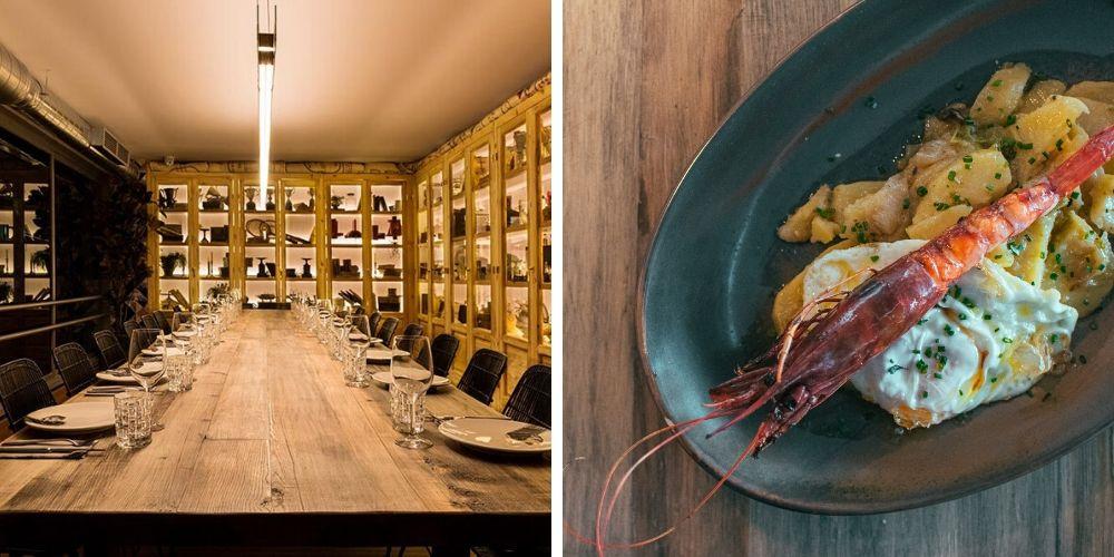 Pointer Madrid restaurante