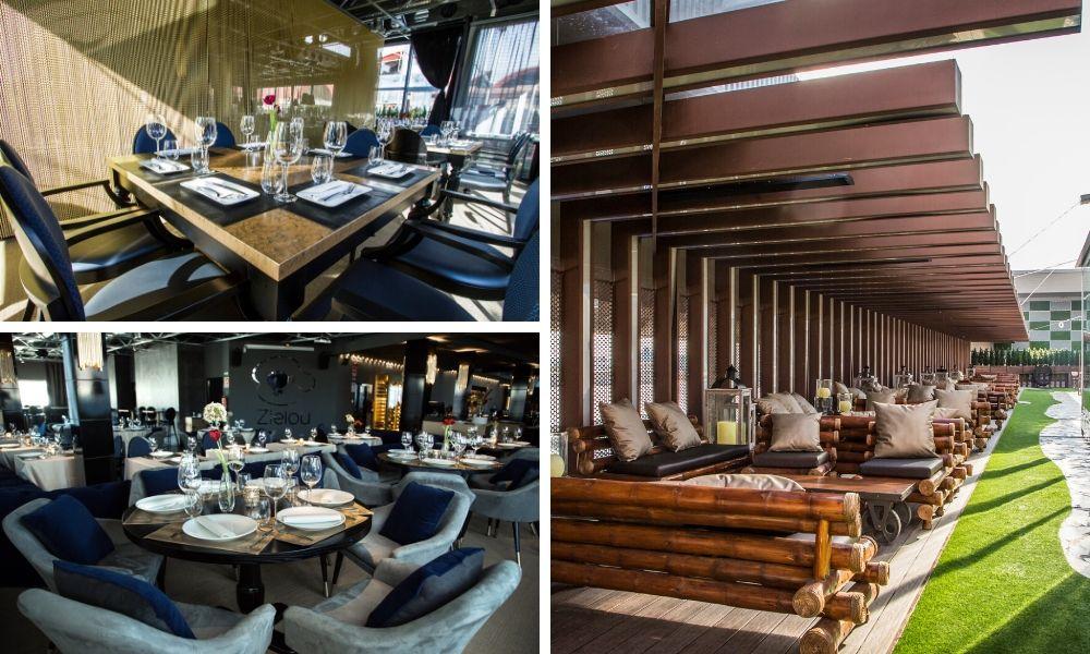 Comuniones en el Restaurante Zielou