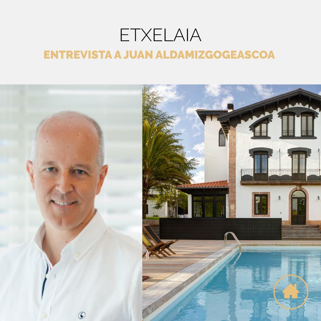 Etxelaia, casa para eventos