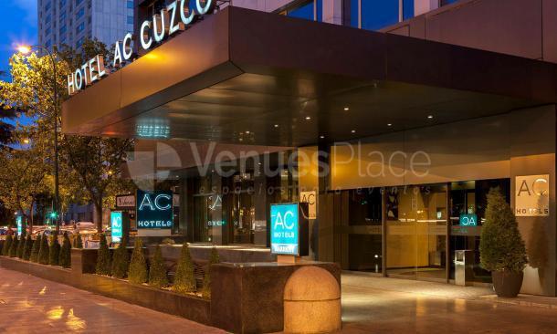 Exterior 2 en AC Hotel Cuzco