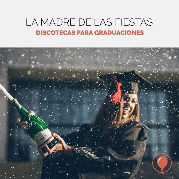 9 locales para celebrar la graduación