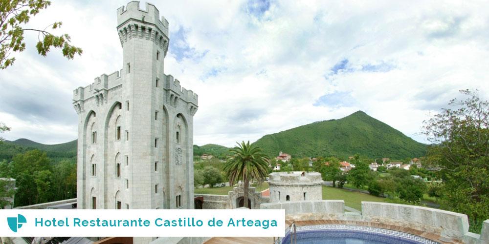 Castillo de Arteaga comunión