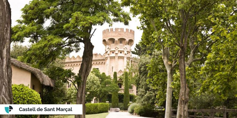 Castell de sant marÇal bodas