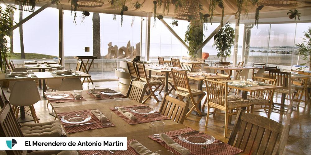 terrazas el merendero de antonio martin