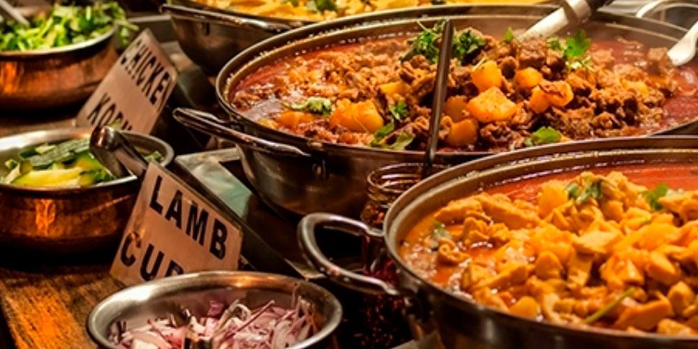 Eventos comida kosher