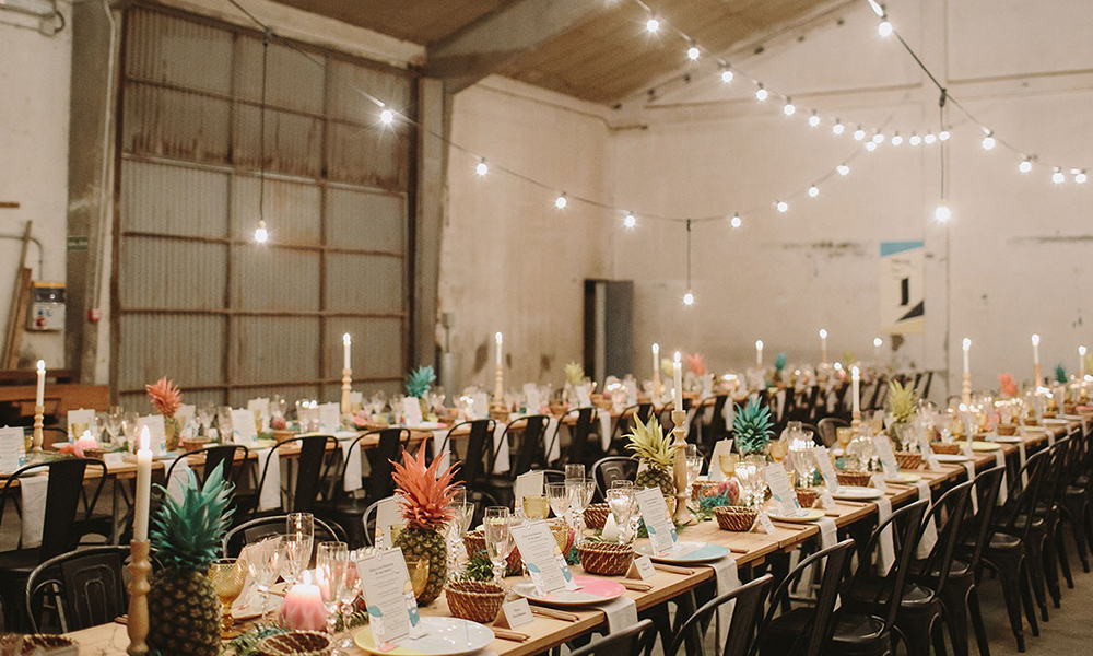 bodas originales