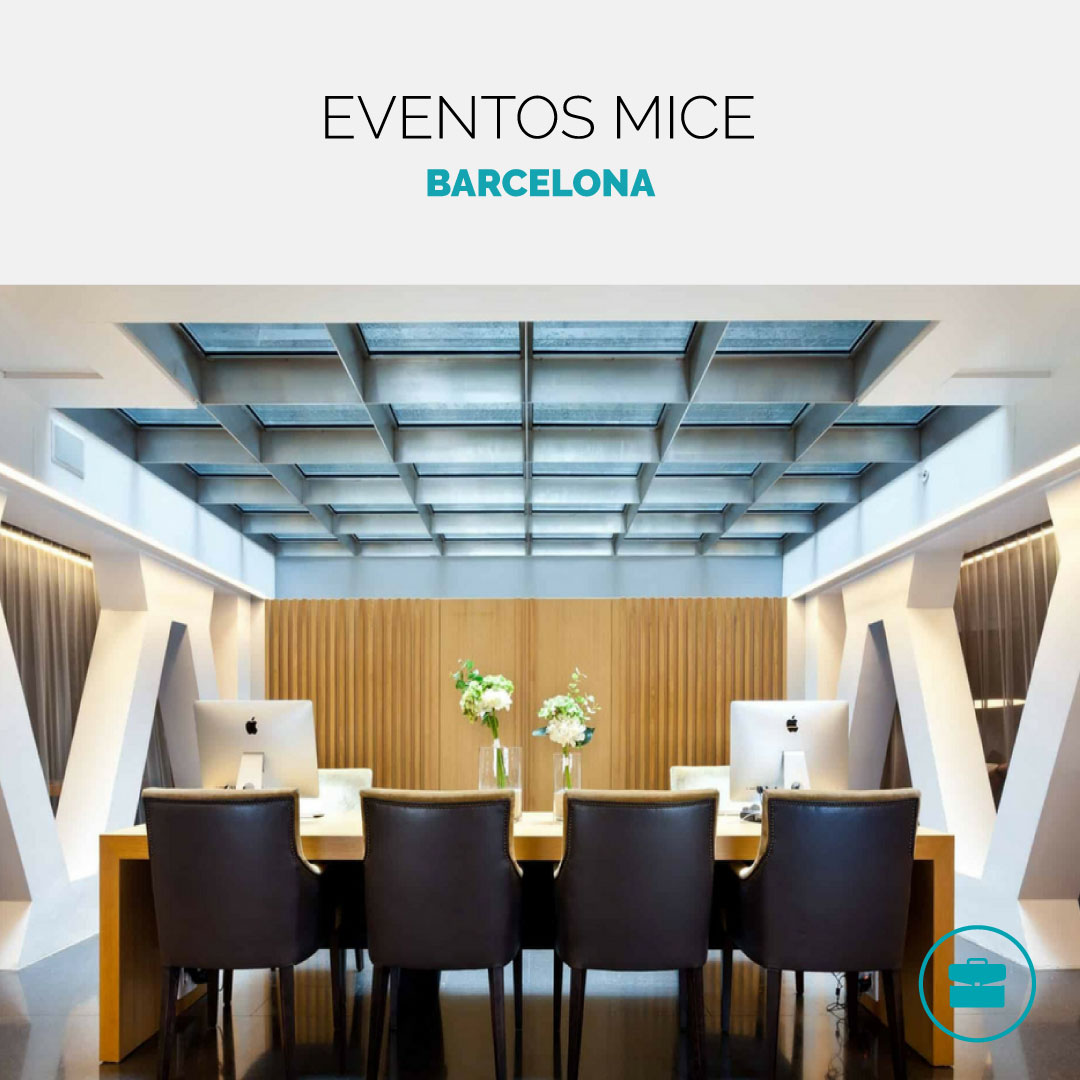 Eventos MICE Barcelona