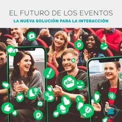 El futuro de los eventos: La solución para la interacción