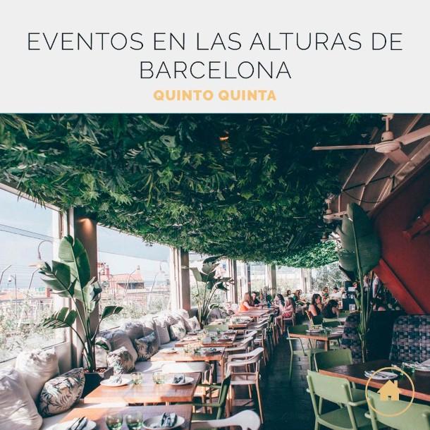 Quinto Quinta, restaurante para eventos en la