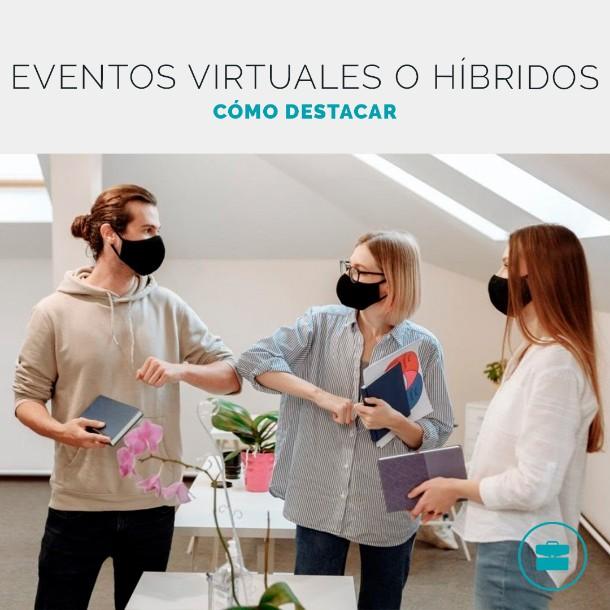 Eventos virtuales e híbridos,&iq
