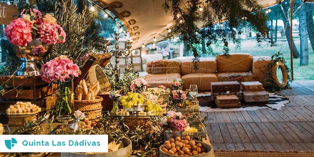 Quinta las Dádivas bodas