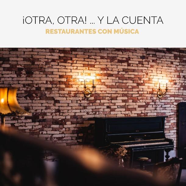 7 restaurantes con espectáculo en Madr