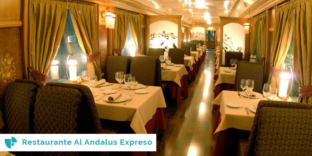 restaurante al andalusexpreso