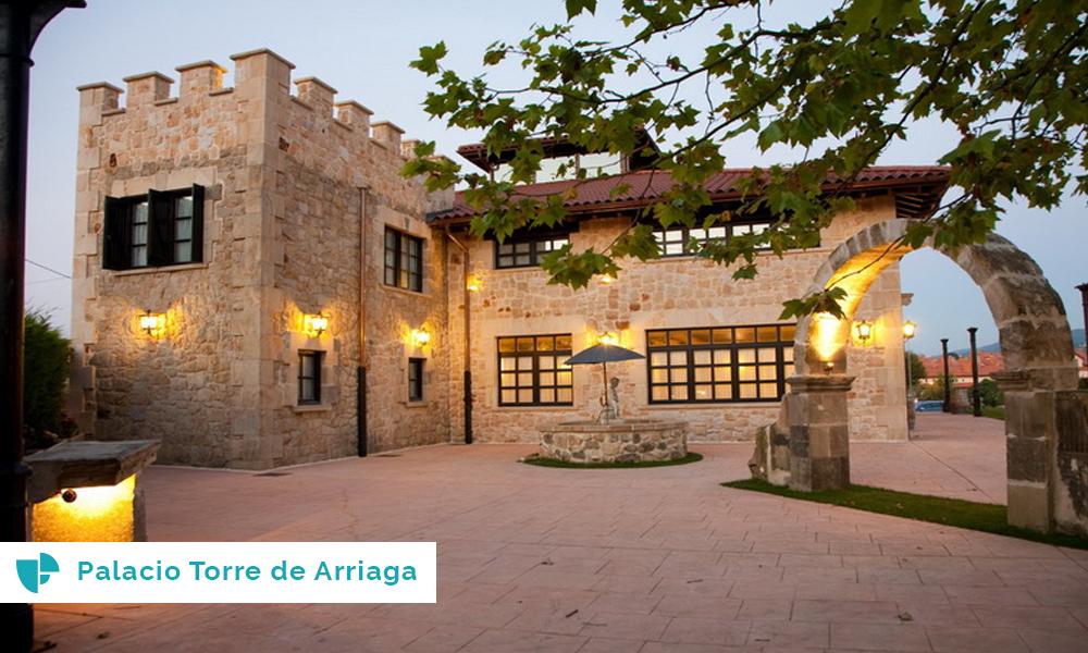 Comuniones en el Palacio Torre Arriaga