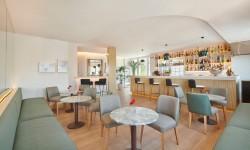Bar Interior El Jardín de Diana