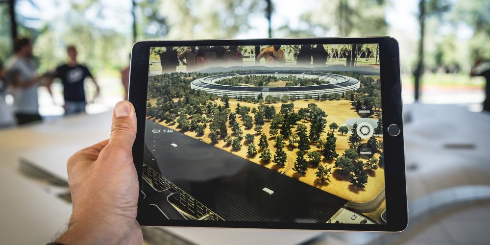 tecnología eventos realidad aumentada