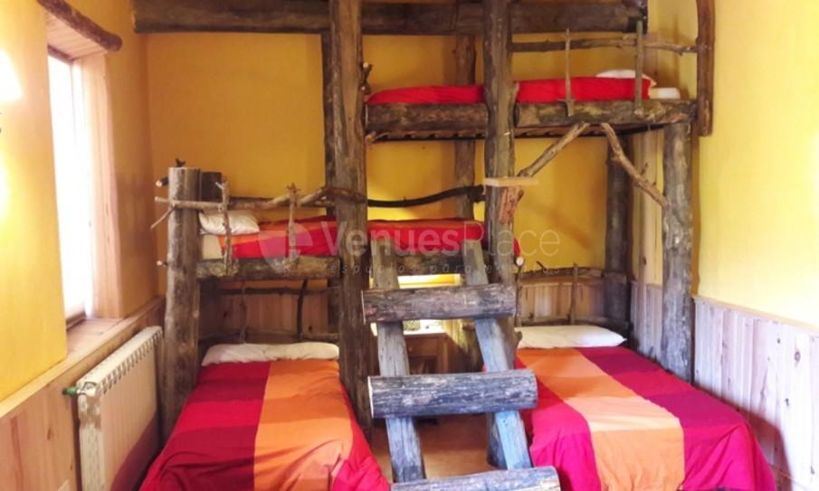 Interior 1 en La Posada